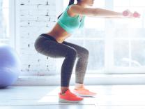 Čučnjevima do savršeno oblikovanih mišića