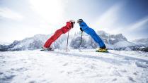 Zimski trening u dvoje