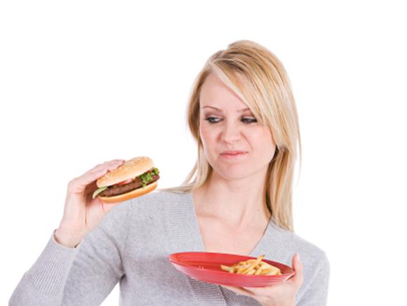 Odvikavanje od brze hrane zaista boli