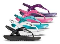 Walkmaxx Sandale sa kristalima
