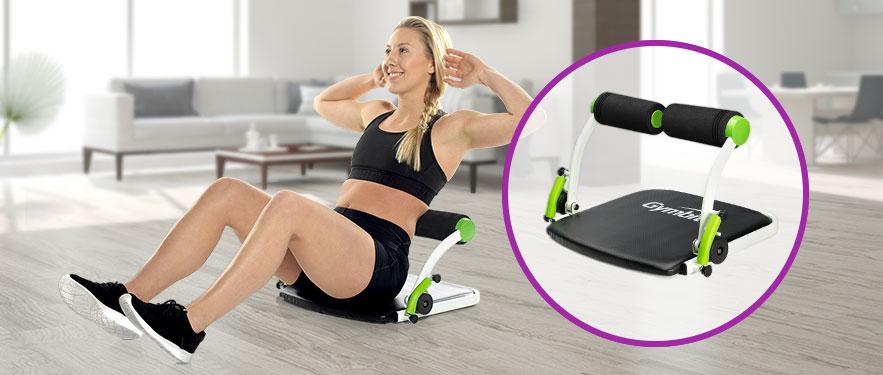 Ojačajte i tonirajte mišiće u udobnosti svog doma!