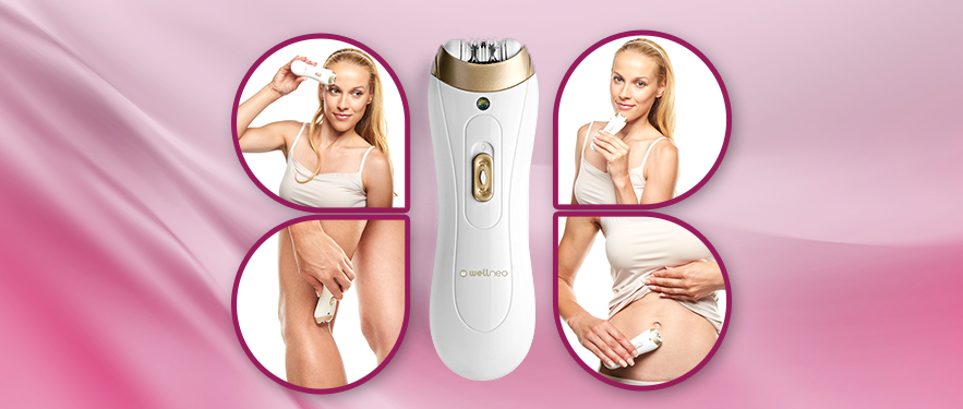 Tweeze Premium epilator