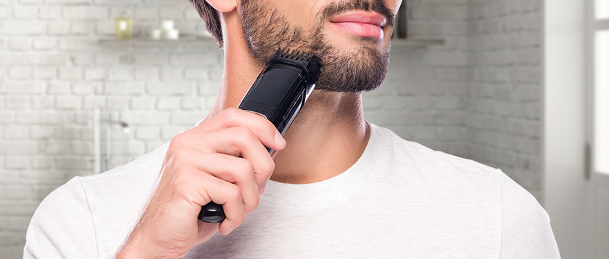 Vakuumski trimmer za kosu i bradu!